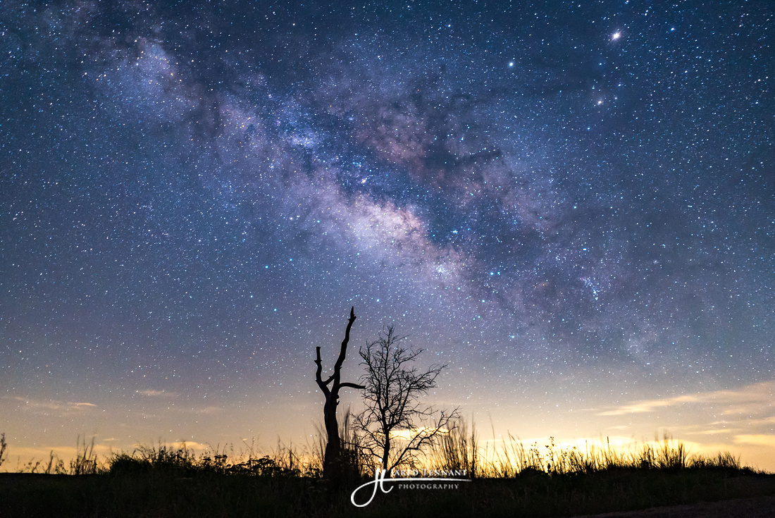 Milkyway - Enchanted Rock State Park, Texas