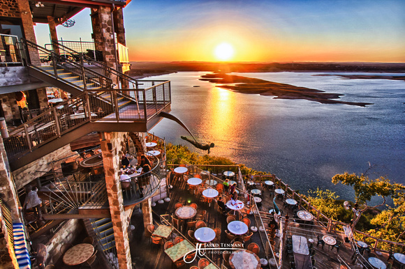 The Oasis on Lake Travis