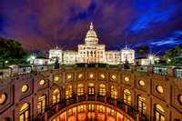 Austin, Texas, State Capitol, Capital, Landscape, Fine Art Photography,Austin, Bridge, HDR, Texas, Jared Tennant, JTpics