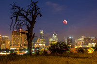 Blood Moon - Oct 2014